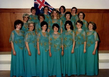 Wairoa Chorus 1984